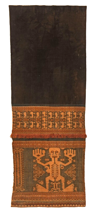 Woman's Ceremonial Sarong |  Lau Pahudu  © Nationaal Museum van Wereldculturen | The Netherlands