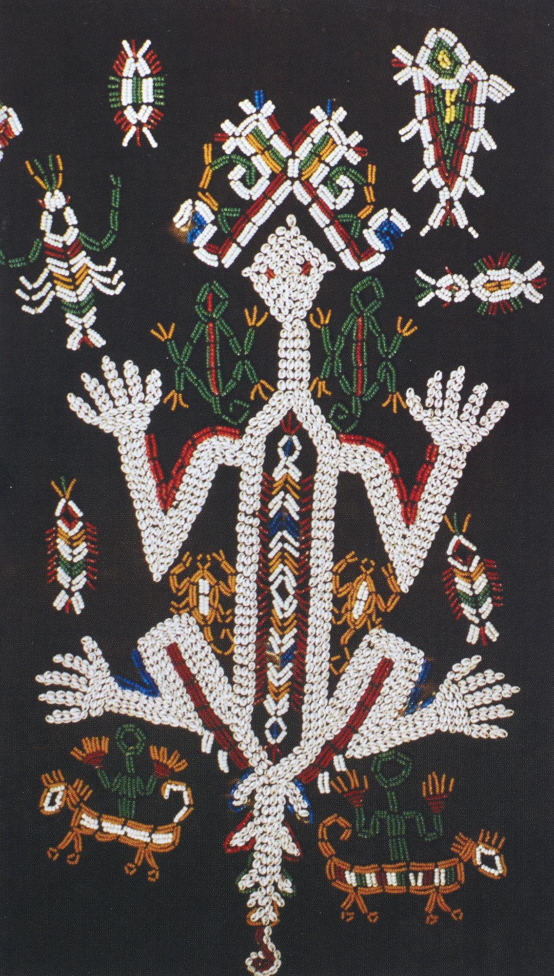 Women's Ceramonial Skirt    Lau Hada  © Museum Nasional Indonesia
