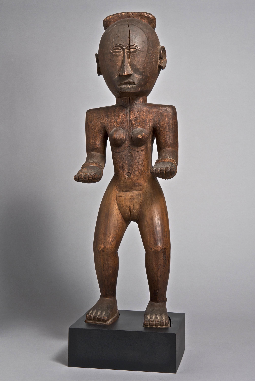Ngada Female Protective Figure |  Ana Deo  © Yale University Art Gallery | Connecticut, USA