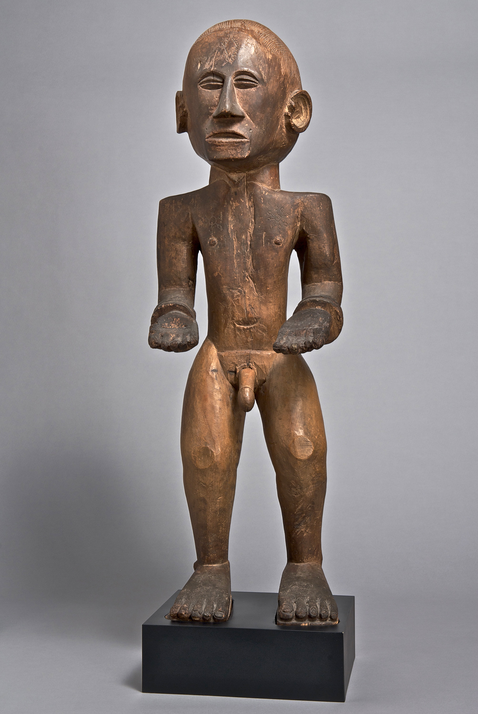 Ngada Ancestor Figure |  Ana Deo  © Yale University Art Gallery | Connecticut, USA