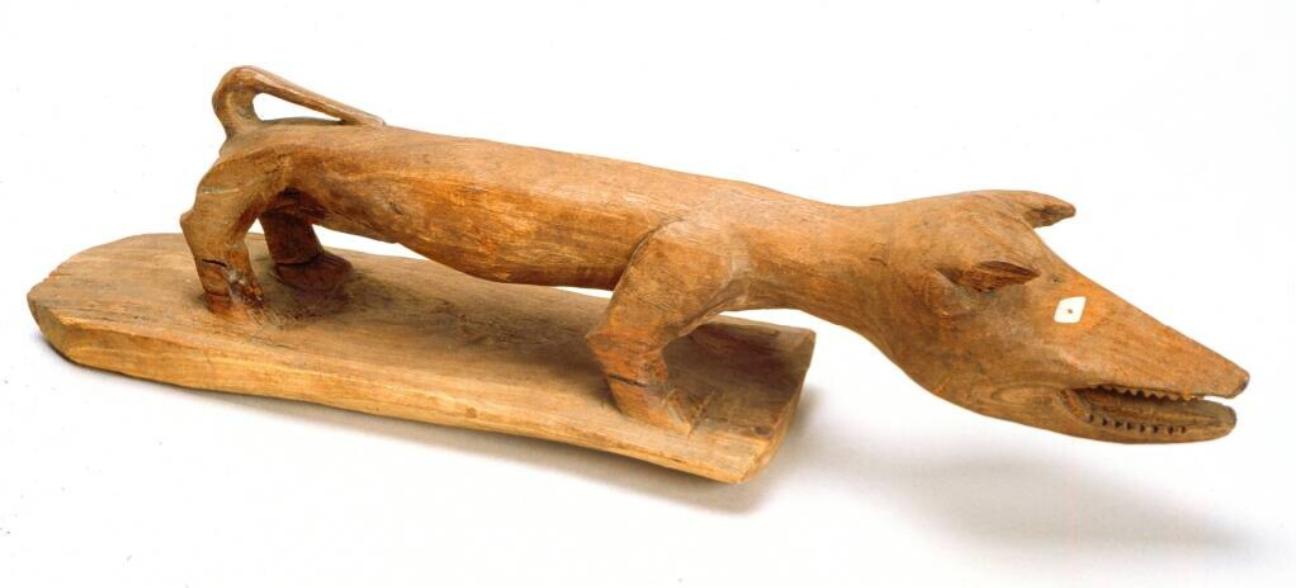 Figure of a Dog © Nationaal Museum van Wereldculturen | The Netherlands