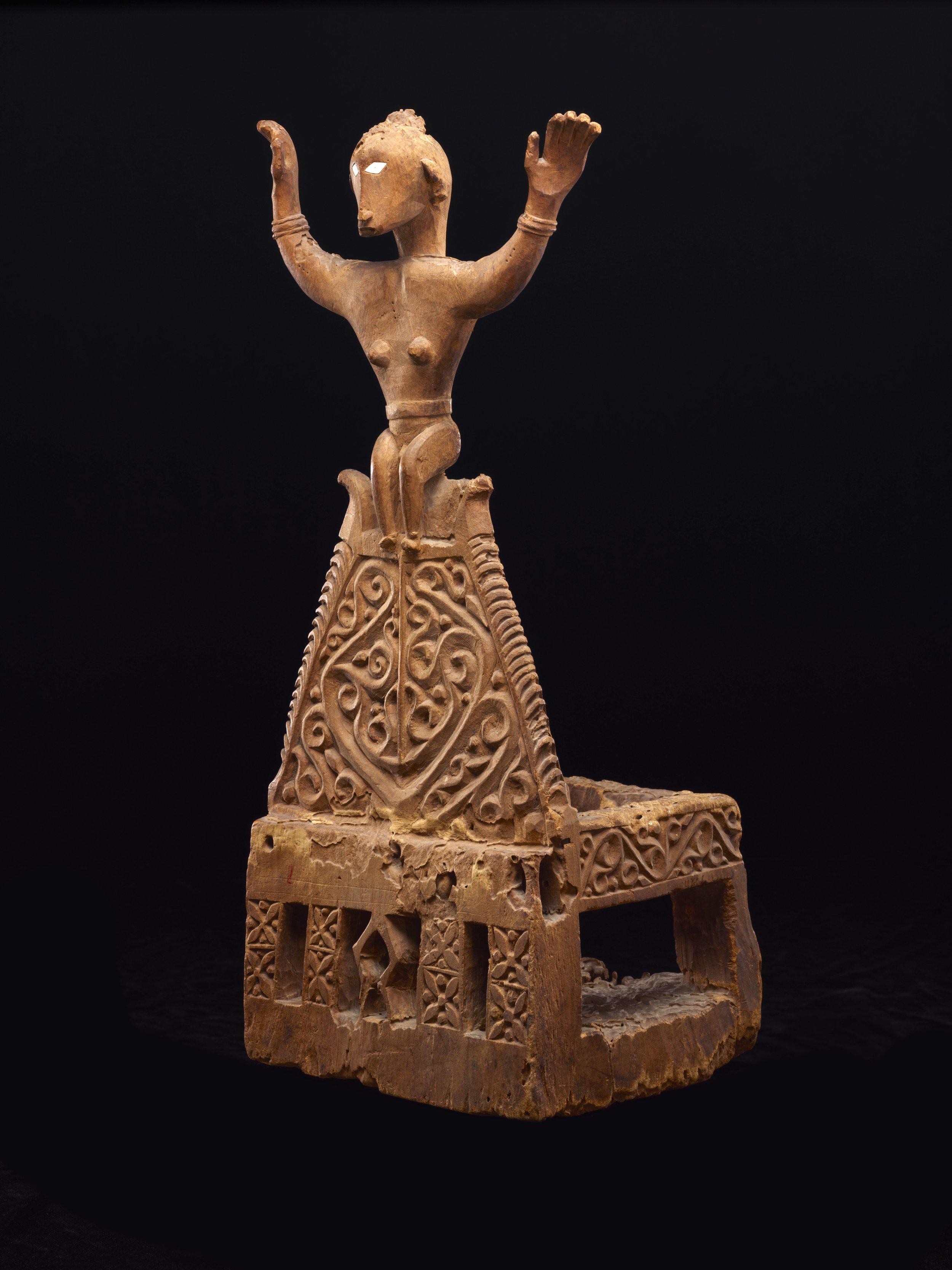 Luang Shrine Figure |  Luli  © The Dallas Museum of Art | Texas, USA