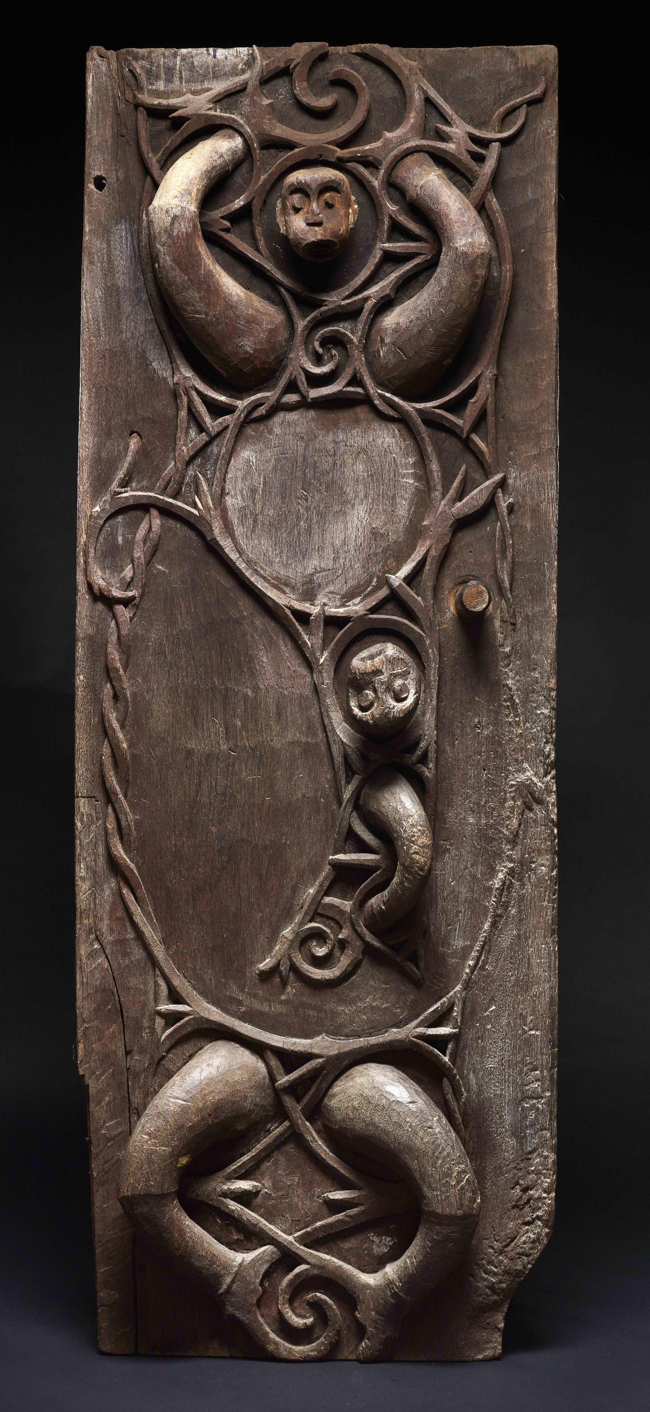 House Door © Sarawak State Museum | Malaysia