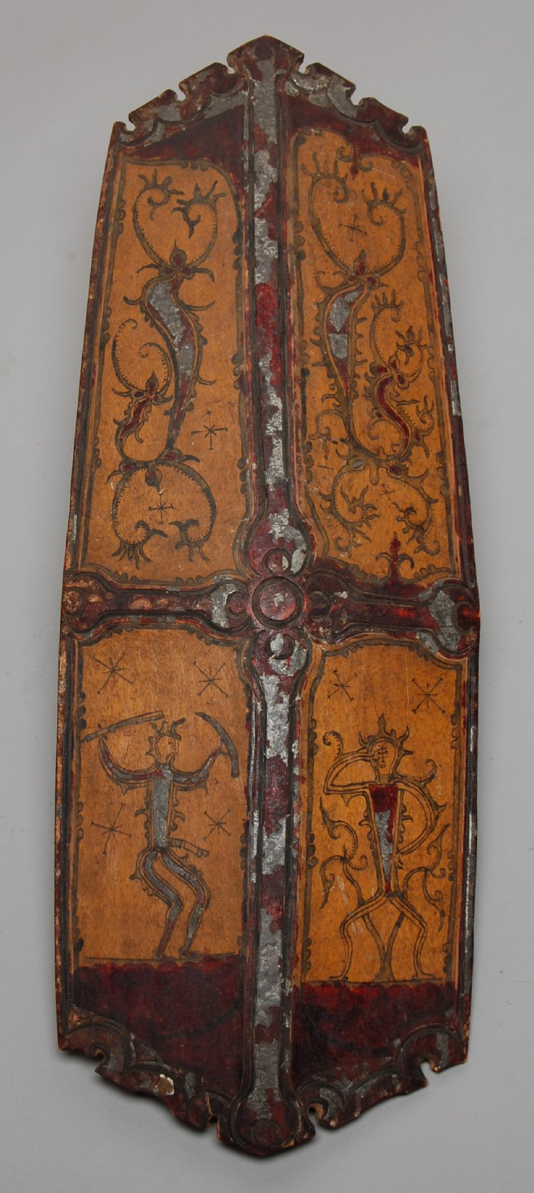Warrior's Ceremonial Shield © The British Museum | United Kingdom