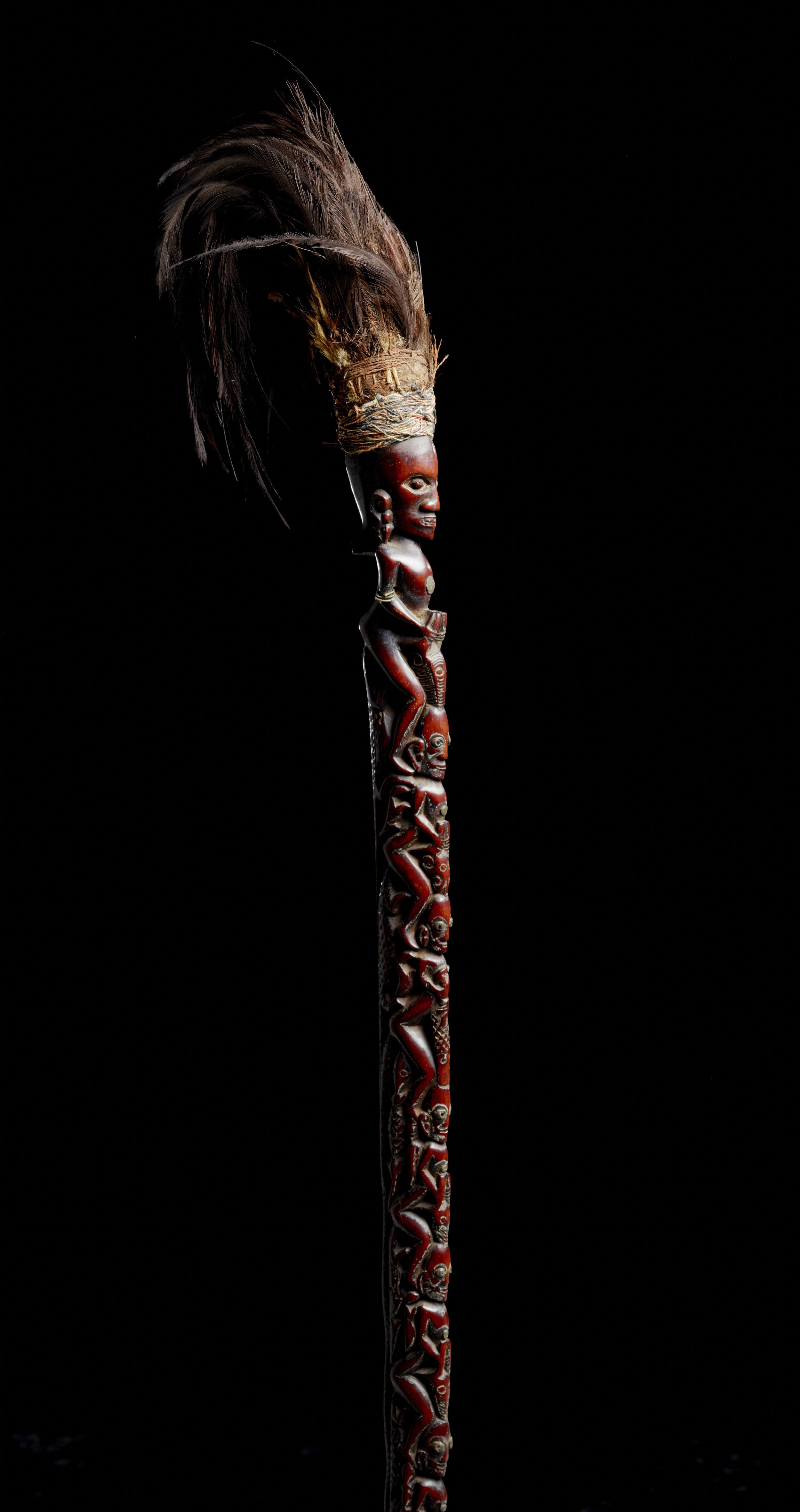 Priest's Staff |  Tunggal Panaluan  © The Dallas Museum of Art | Texas, USA