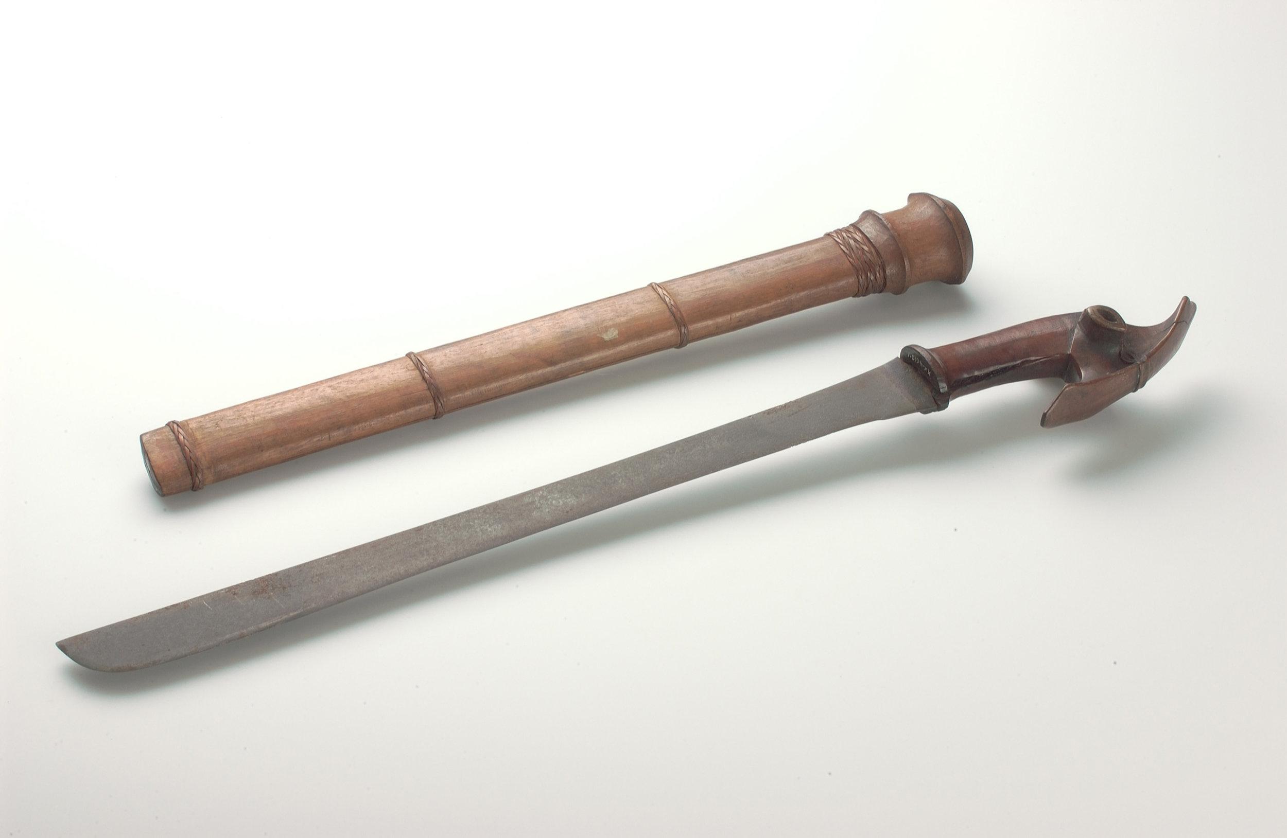 Sword |  Bulatto   © Asian Civilisations Museum | Singapore