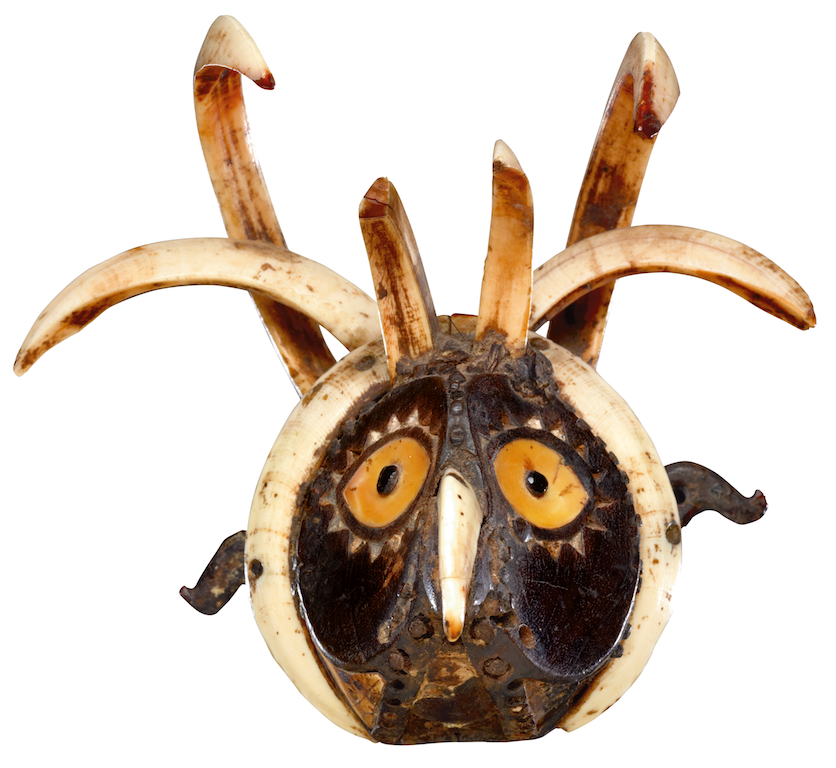 Leti Mouth Mask |  Luhulei  © The Dallas Museum of Art | Texas, USA