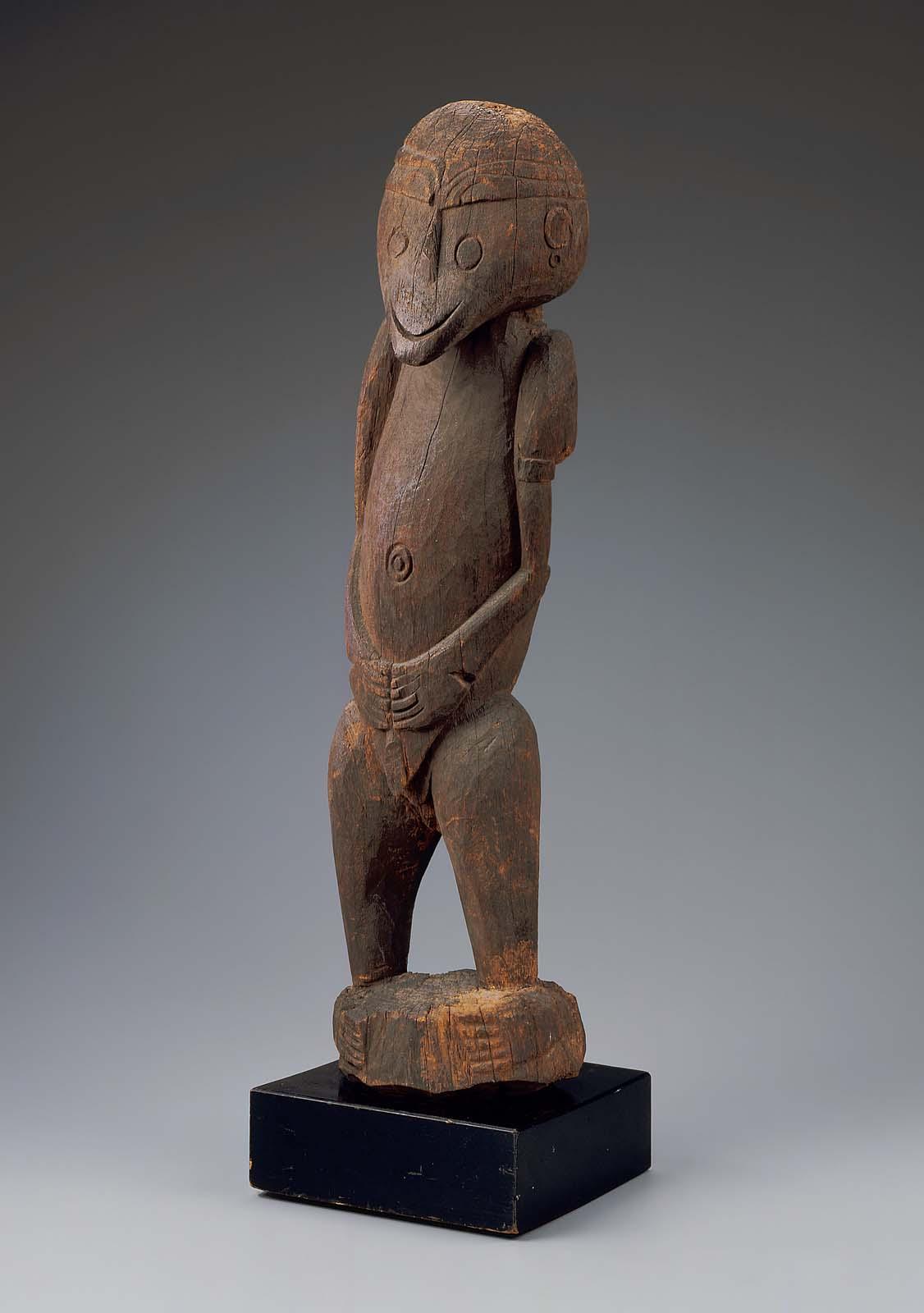 Ancestor Figure   Lake Sentani © Museum of Fine Arts, Boston   Massachusetts, USA