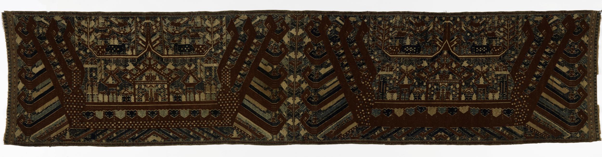 Ceremonial Banner Cloth |  Palepai  © Cooper Hewitt Smithsonian Design Museum | New York, USA
