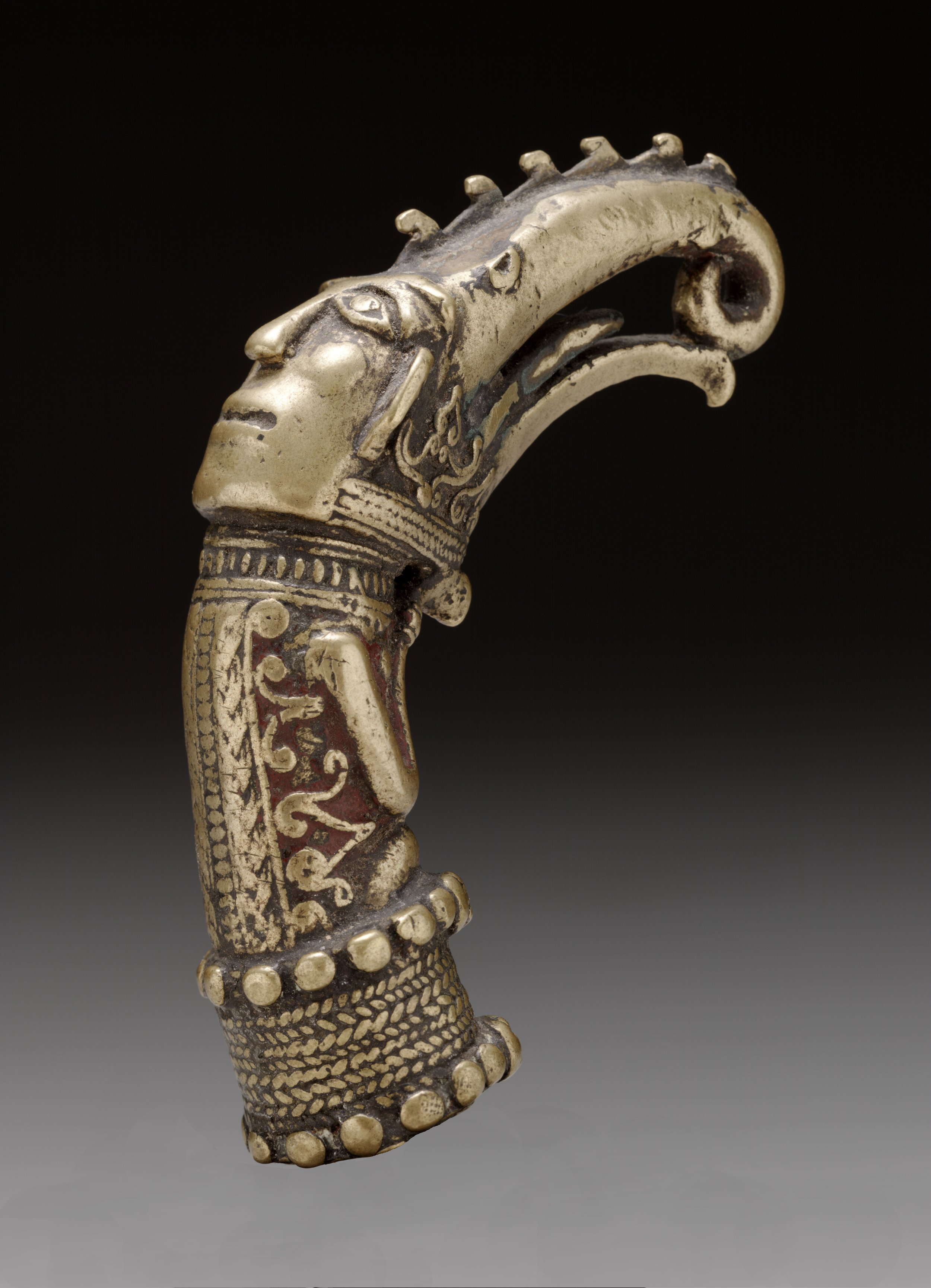 Priest's Knife Hilt © The Dallas Museum of Art | Texas, USA