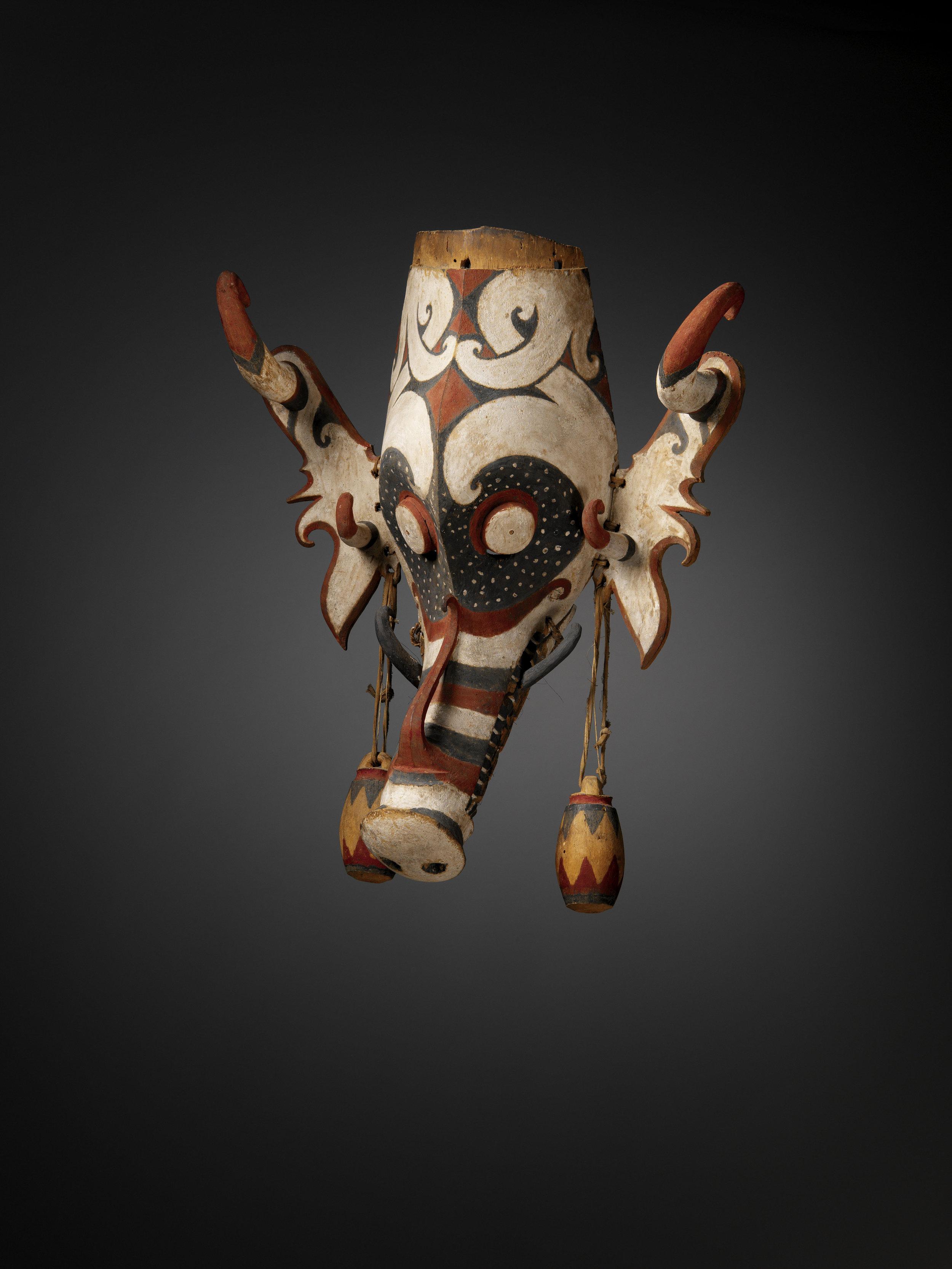 Hudoq  Mask © Musée du Quai-Branly | France