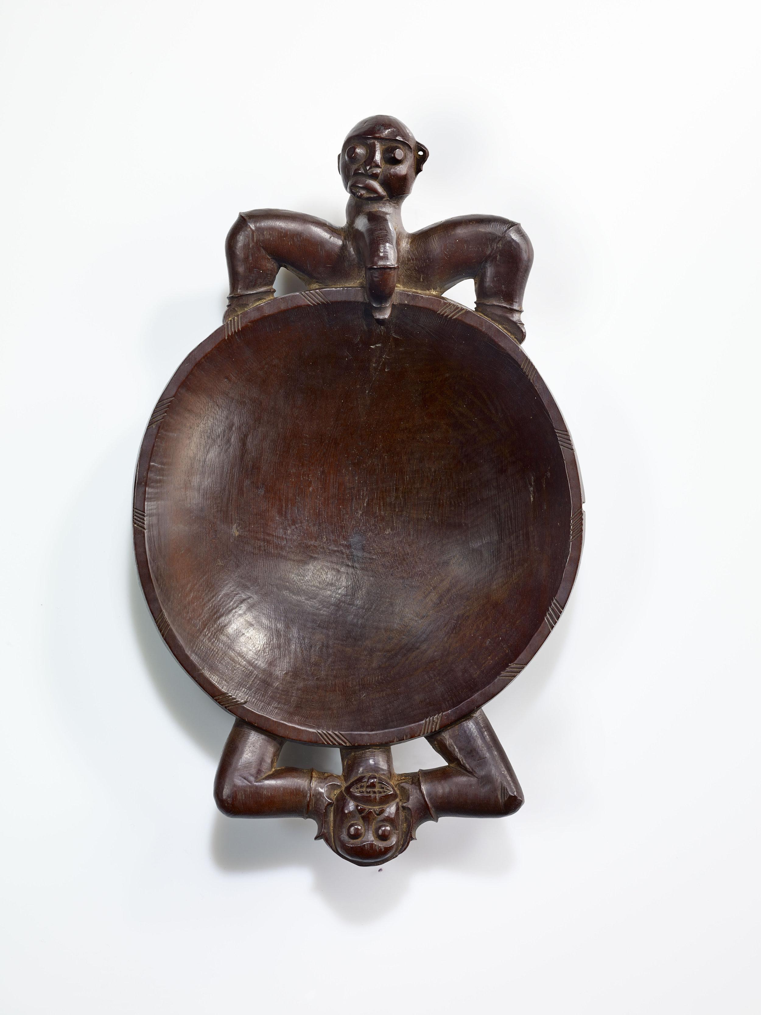 Figurative Bowl © Musée du Quai-Branly | France