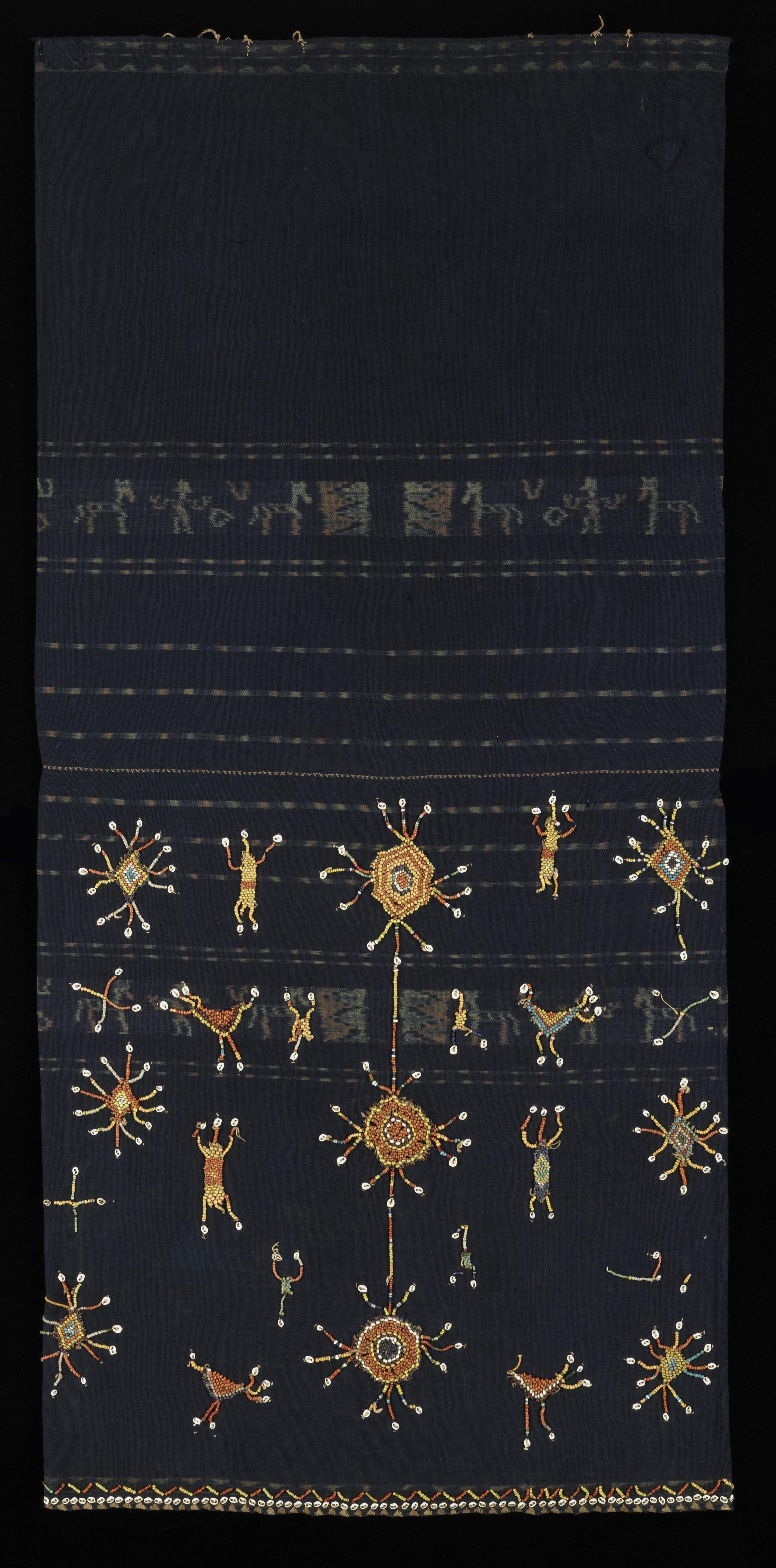 Woman's Ceremonial Sarong |  Lawo Buto  © The Dallas Museum of Art | Texas, USA