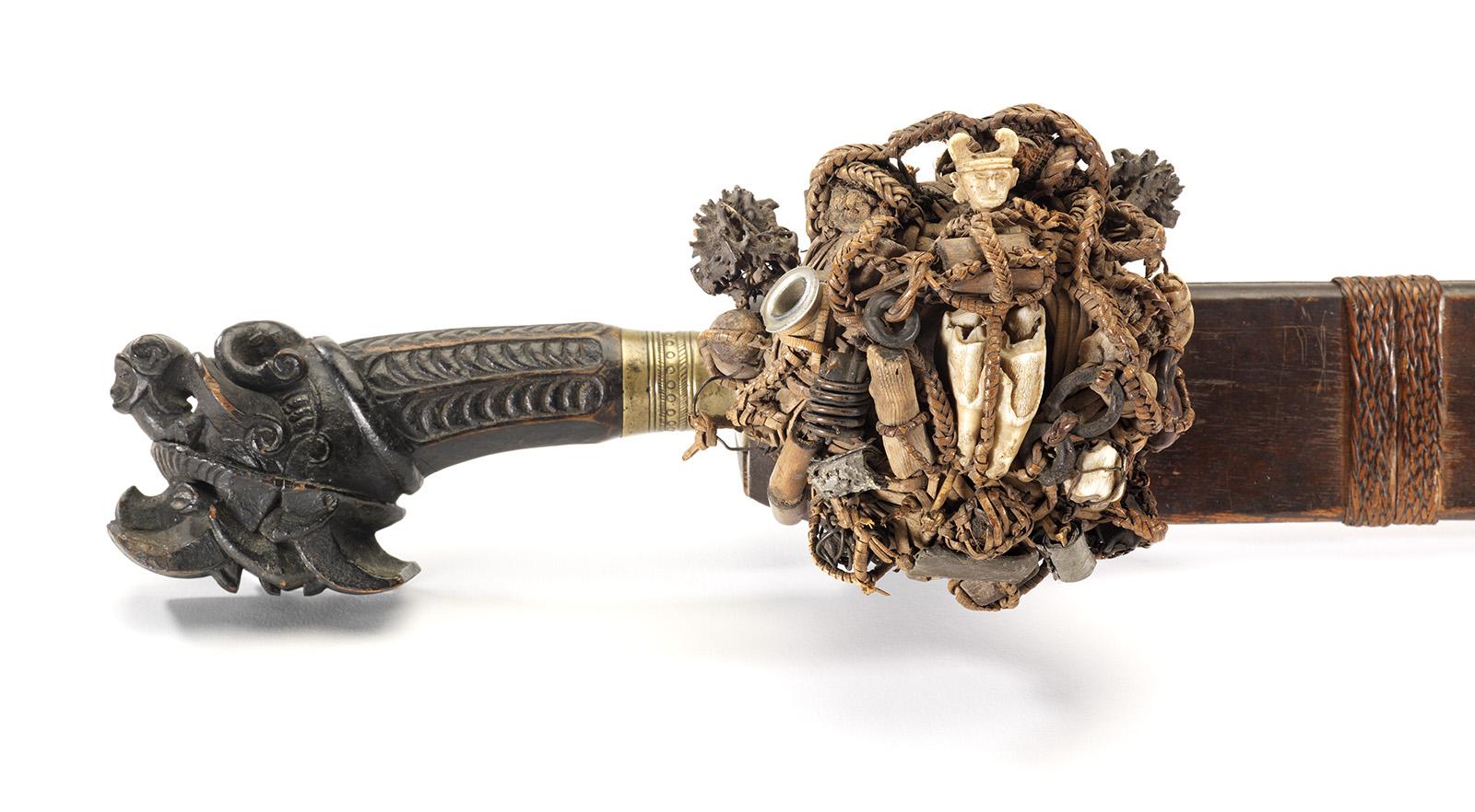 Royal Sword |  Telögu  © The Fowler Museum at UCLA | California, USA