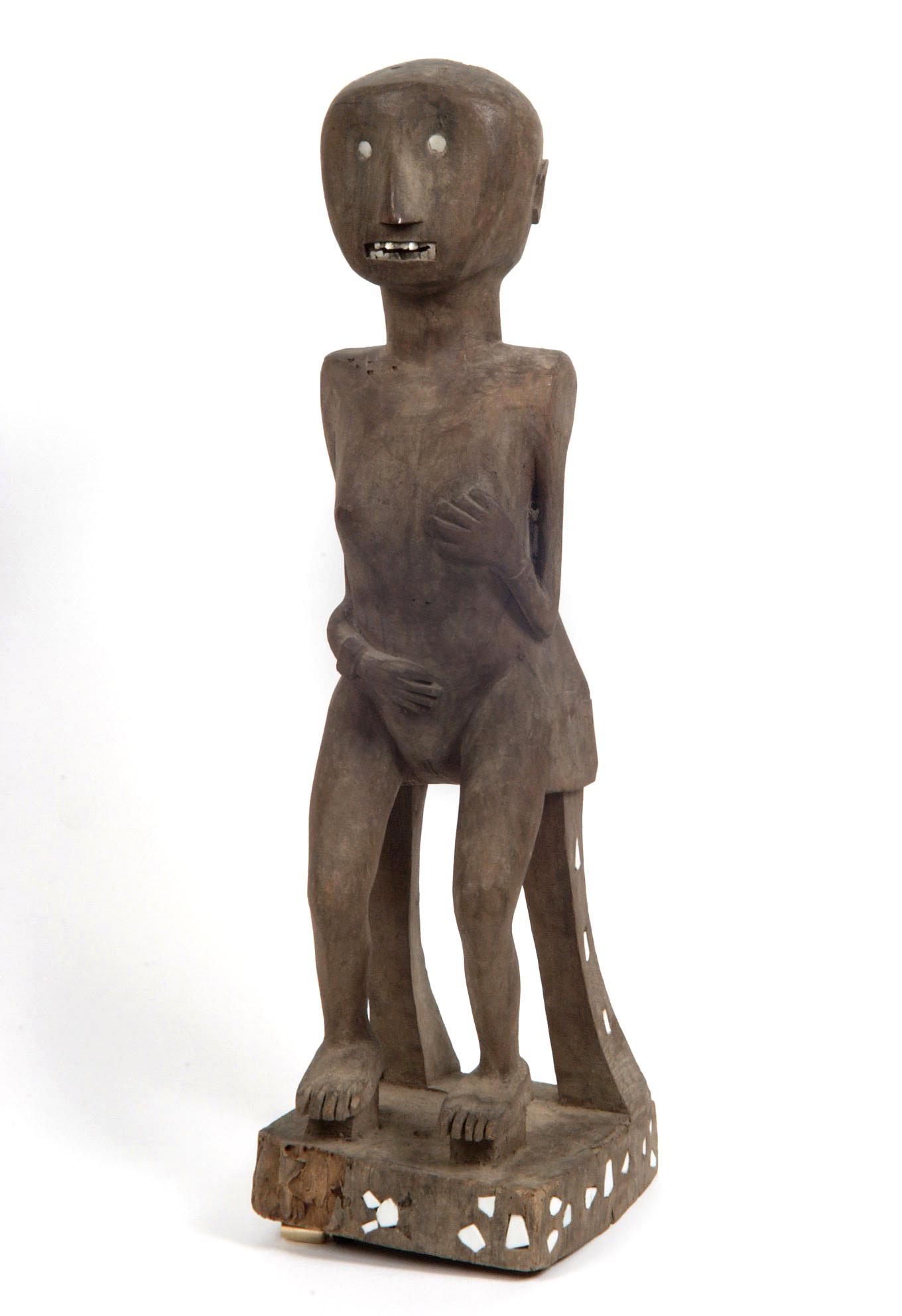 Lio  Ancestor Figure © Musée du Quai-Branly | France