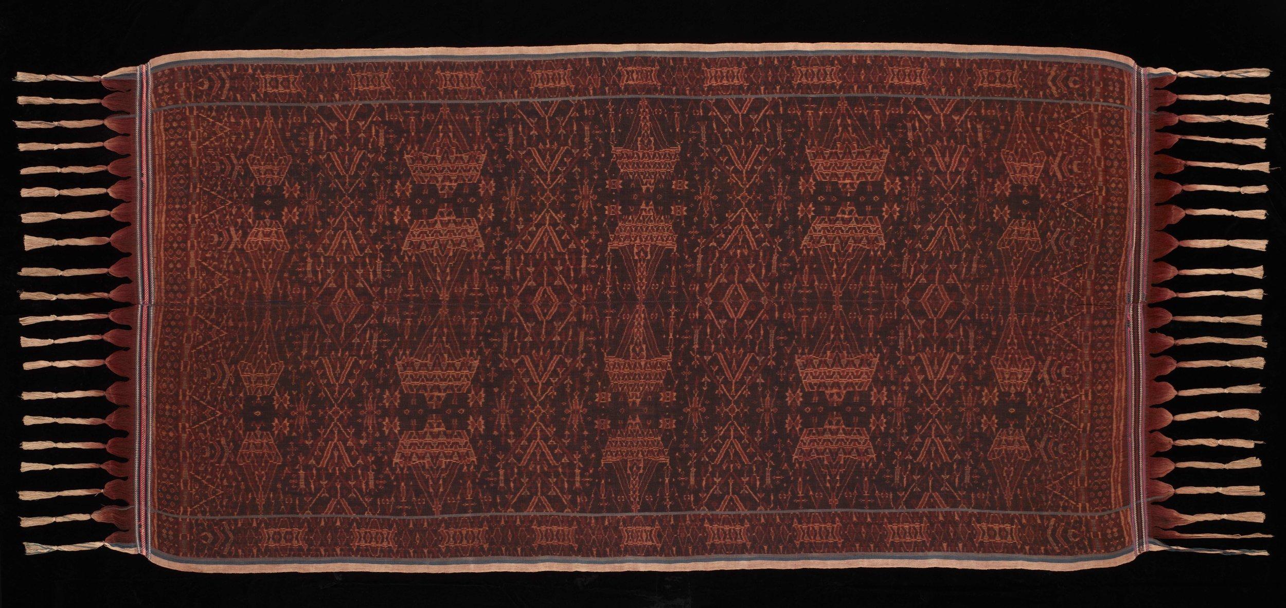Ikat Selendang  | Lio © The Dallas Museum of Art | Texas, USA