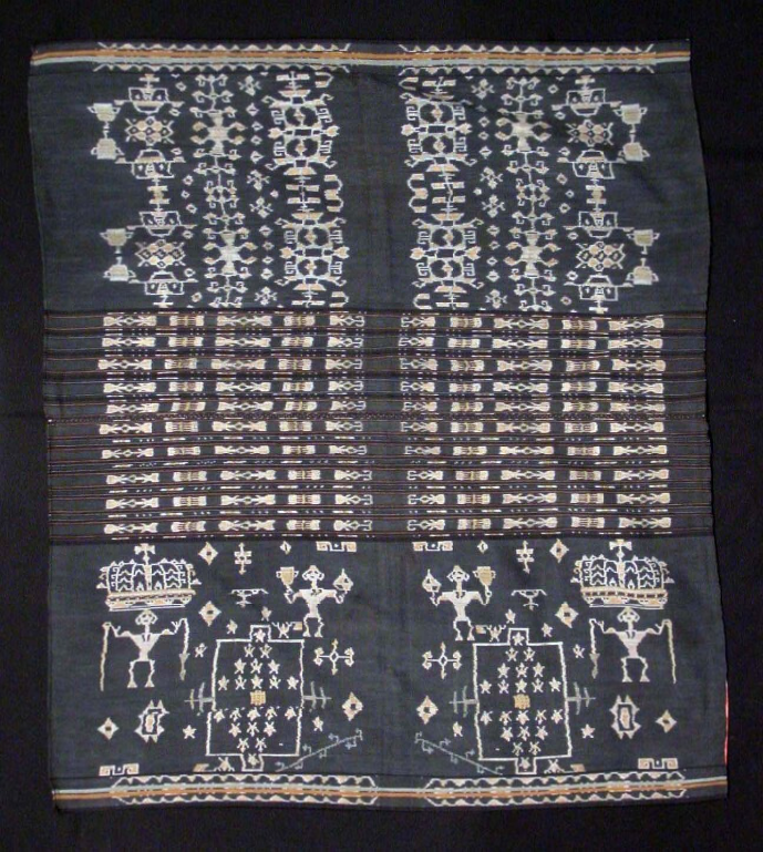 Ceremonial Ikat Textile © Nationaal Museum van Wereldculturen | The Netherlands