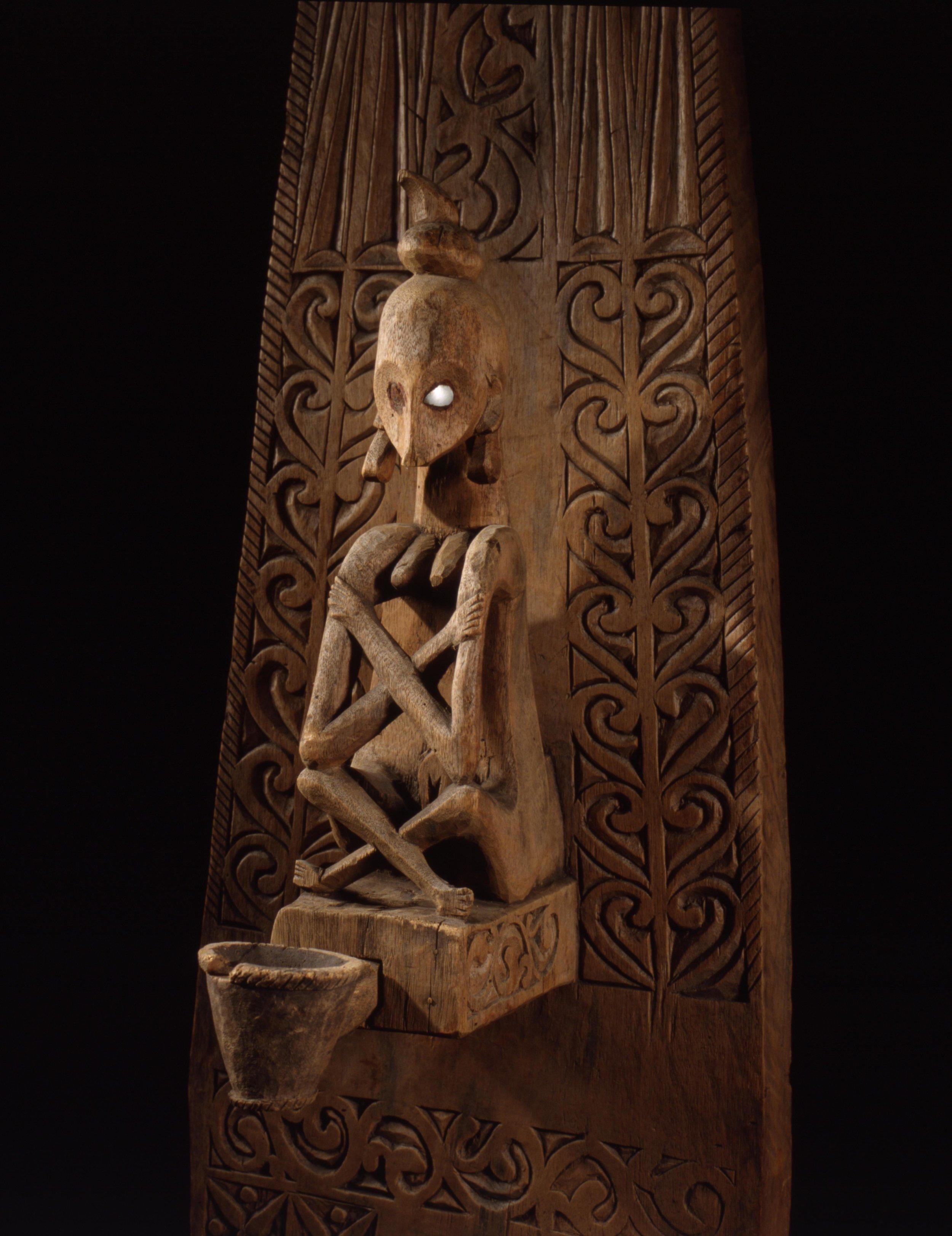 Ancestor Panel | Damar © Staatliche Kunstsammlungen Dresden | Germany