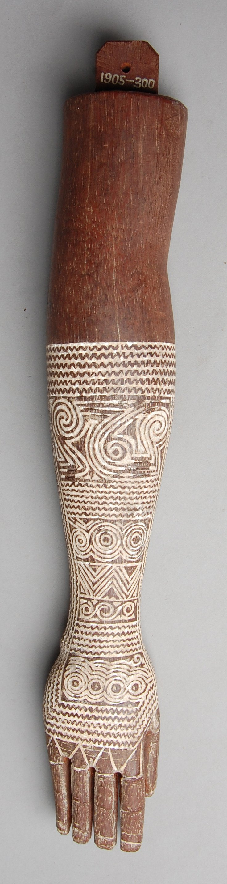 Kayan Tattoo Model © The British Museum | United Kingdom
