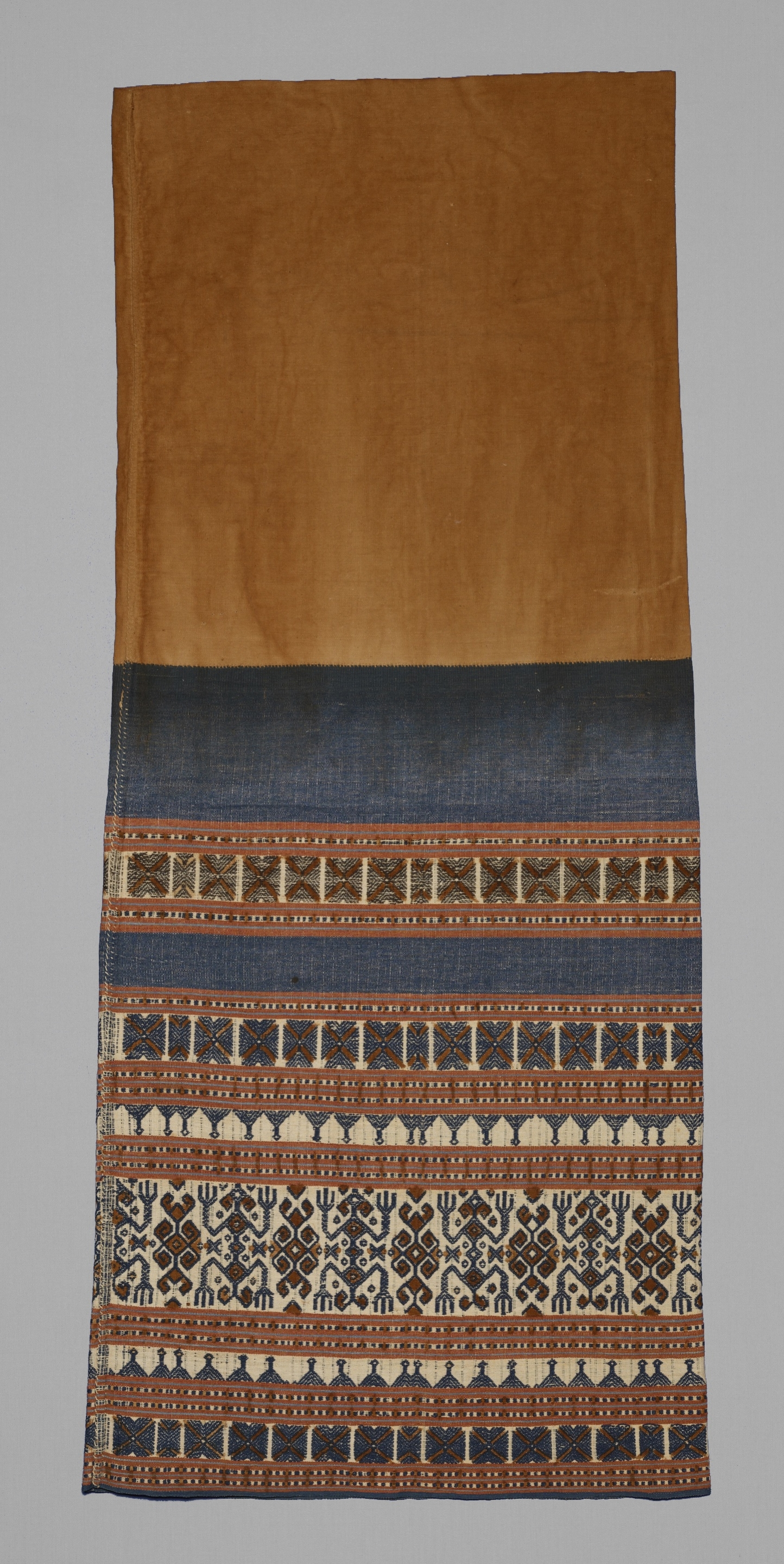 Woman's Ceremonial Sarong |  Lau Pahudu  © Yale University Art Gallery | Connecticut, USA