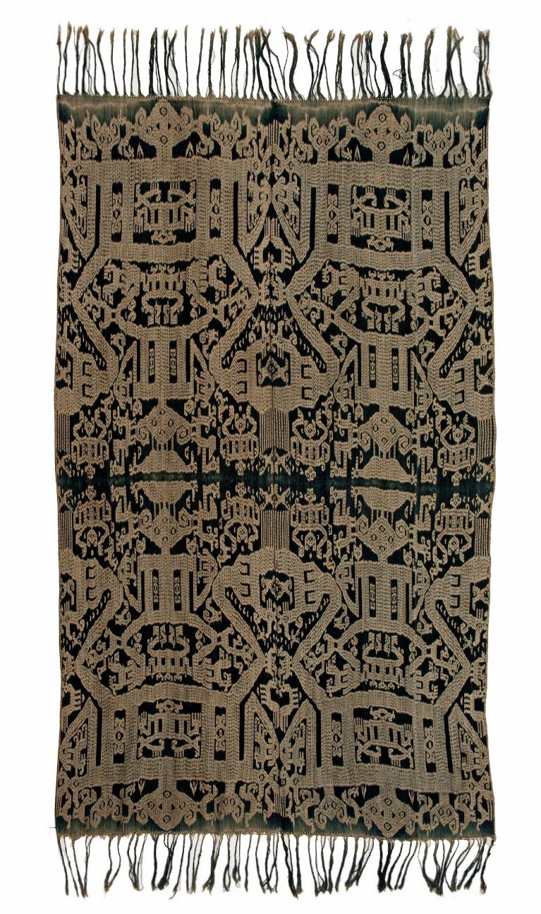 Amanuban Blanket |  Ikat  © Nationaal Museum van Wereldculturen | The Netherlands