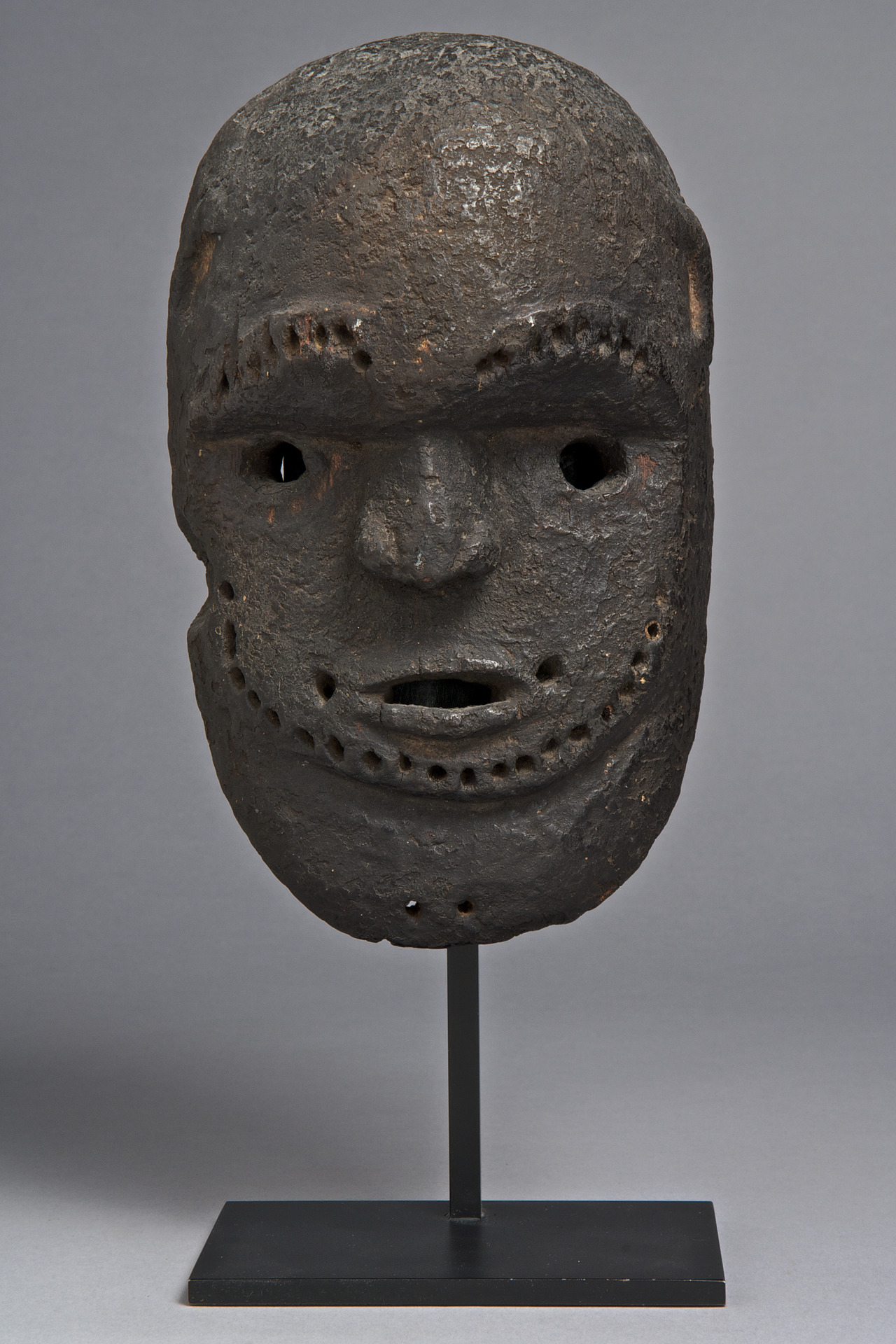 Belu  Ceremonial Mask |  Biola  © Yale University Art Gallery | Connecticut, USA