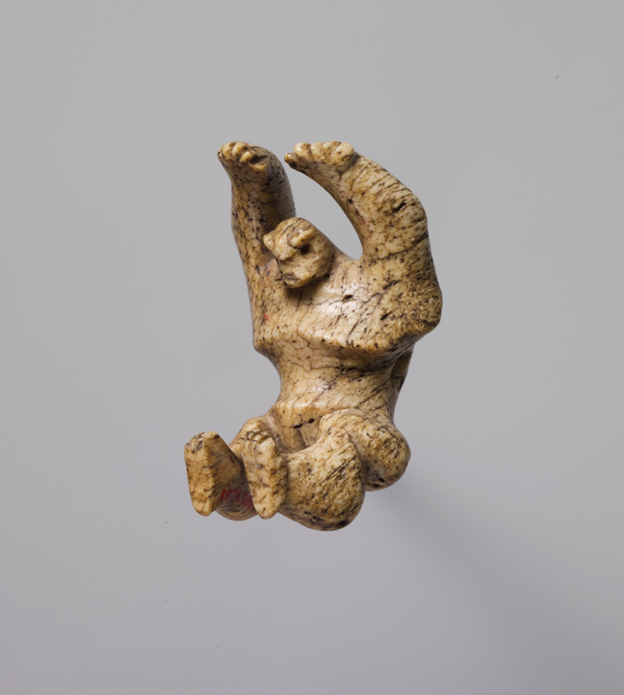 Pendant , 18th–19th century. United States, Hawai'i. Whalebone, H. 2 3/8 x W. 1 1/2 x D. 1 3/4 in. (6 x 3.8 x 4.5 cm). The Metropolitan Museum of Art, New York, The Michael C. Rockefeller Memorial Collection, Bequest of Nelson A. Rockefeller, 1979 (1979.206.1587)