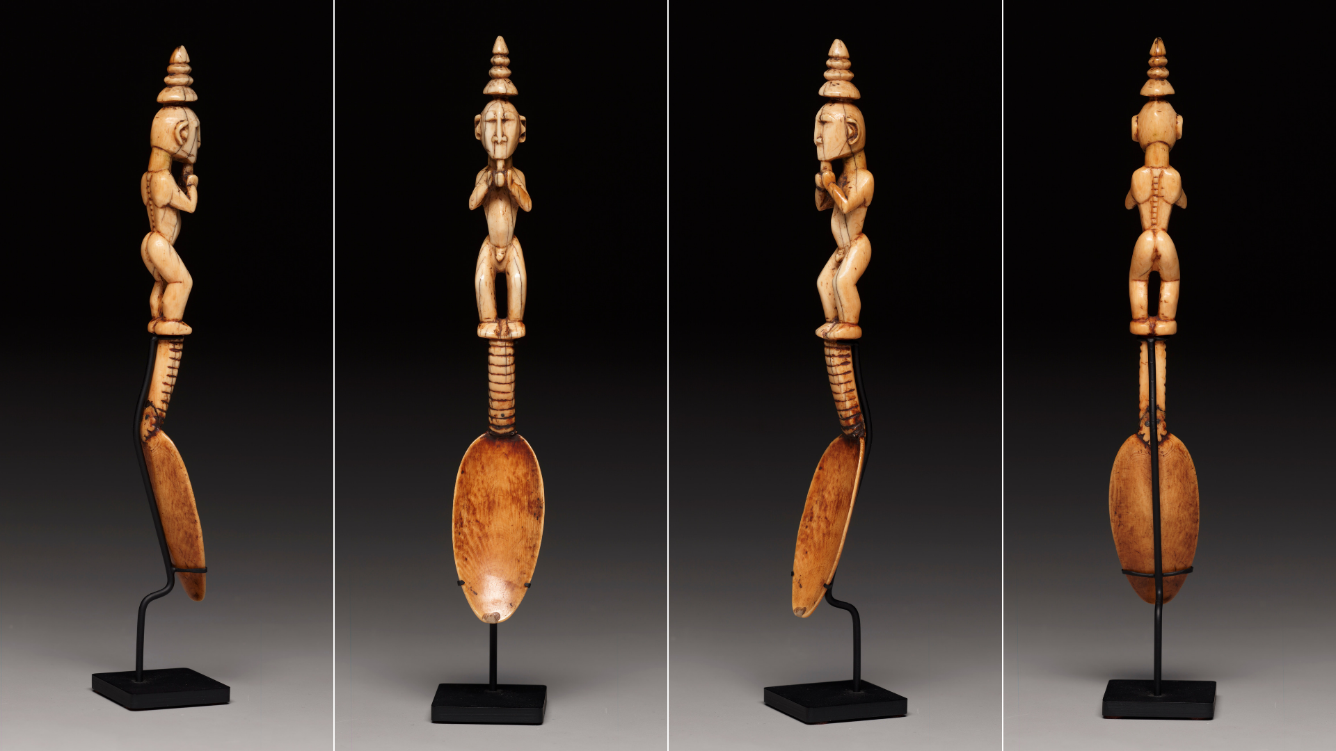 Ceremonial Spoon | Eastern Indonesia, Group Unknown © Dallas Museum of Art | Texas, USA