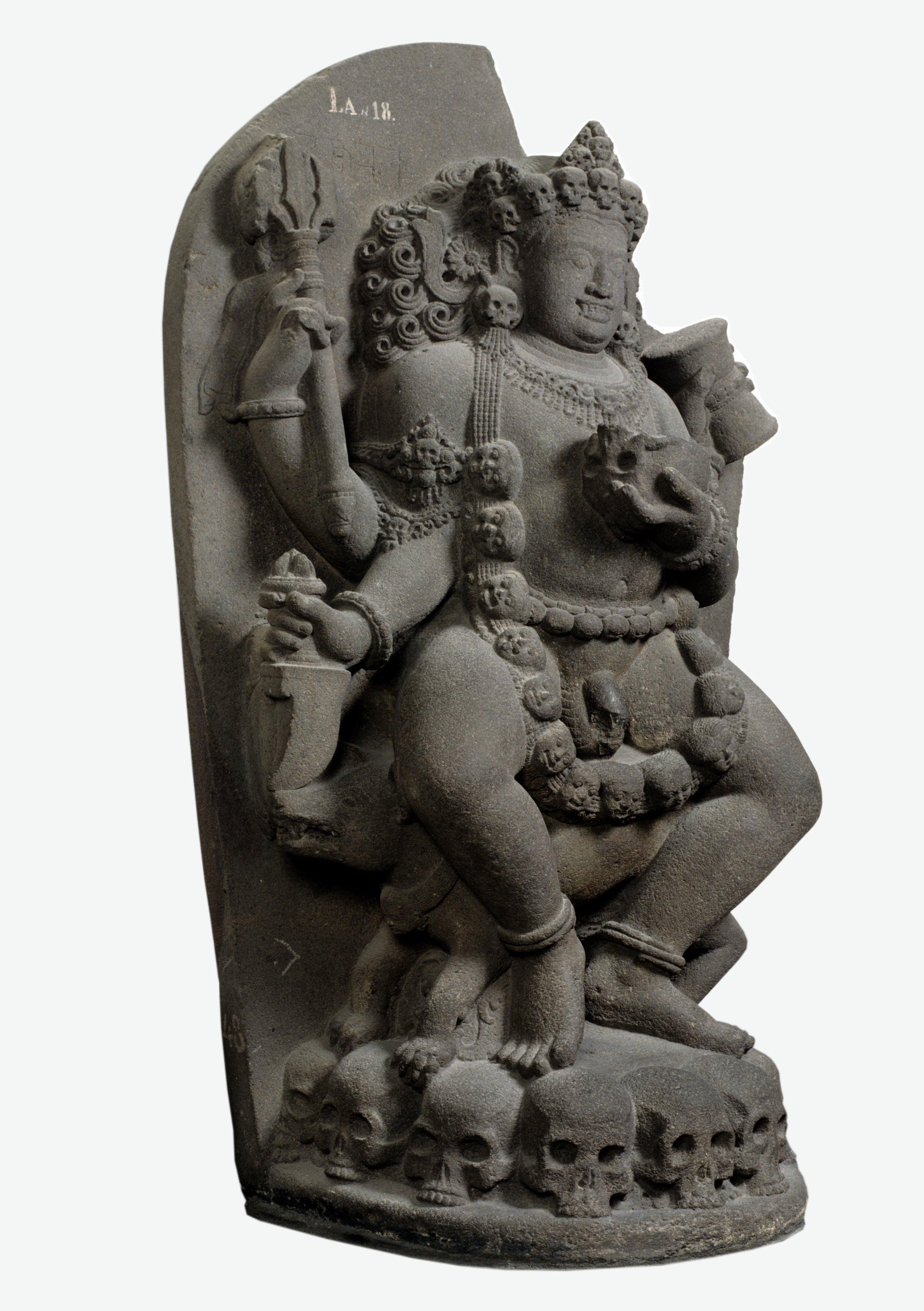 Bhairava. © Stichting Nationaal Museum van Wereldculturen