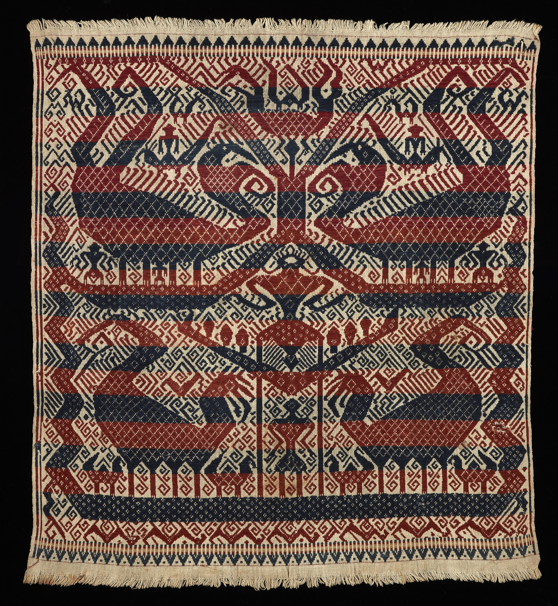 Ceremonial Cloth | Tampan © Dallas Museum of Art | Texas, USA