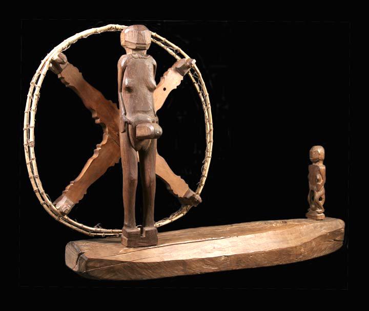 Spinning Wheel © Asian Civilisations Museum   Singapore