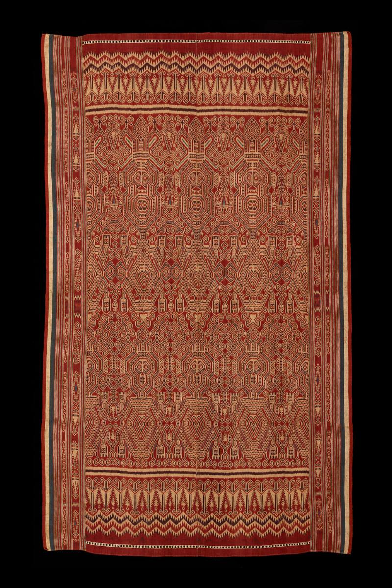 Pua Kumbu © Dallas Museum of Art   Texas, USA