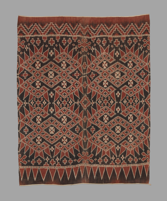 Shroud or Ceremonial Hanging   Papori To Noling   Sulawesi © Yale University Art Gallery