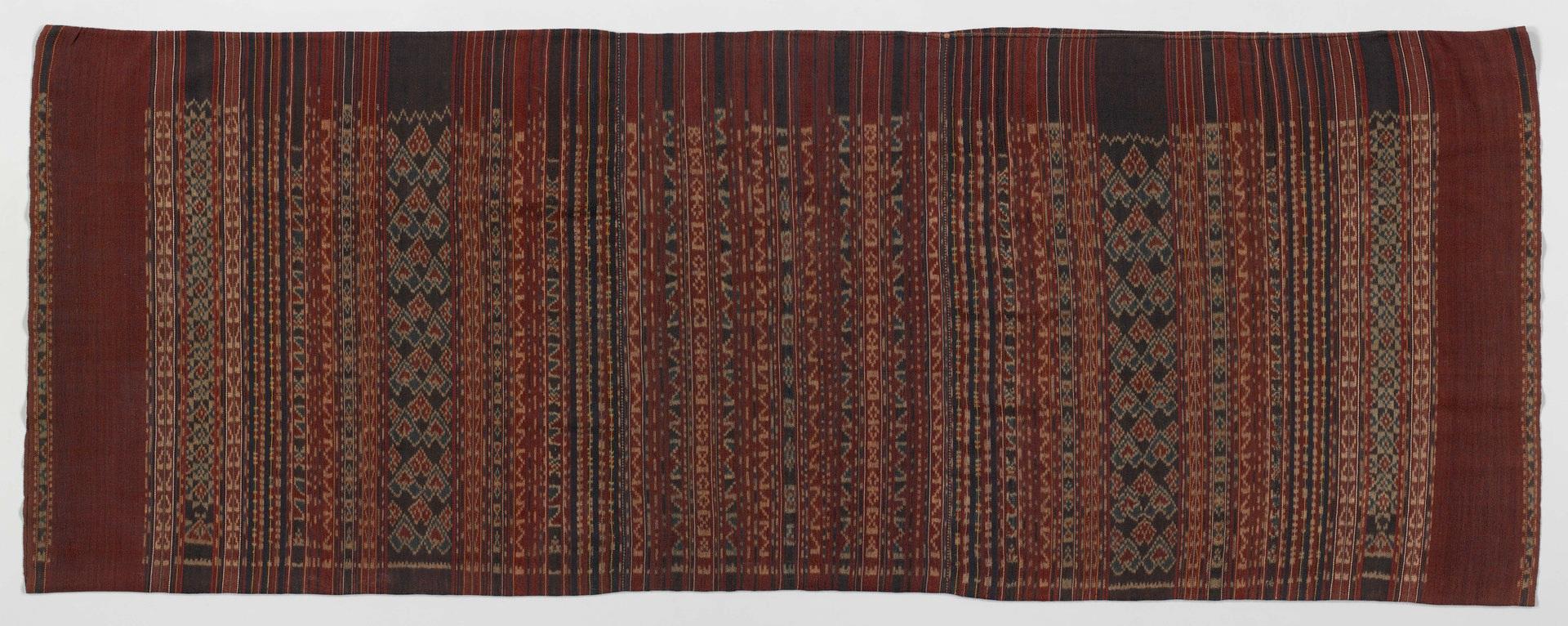 Women's Sarong   Kewatek Mean   Lembata  © Yale University Art Gallery