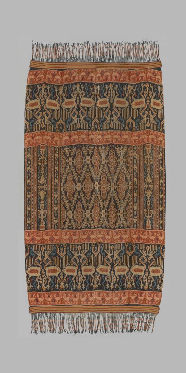 Men's Mantle   Hinggi   East Sumba © Yale University Art Gallery