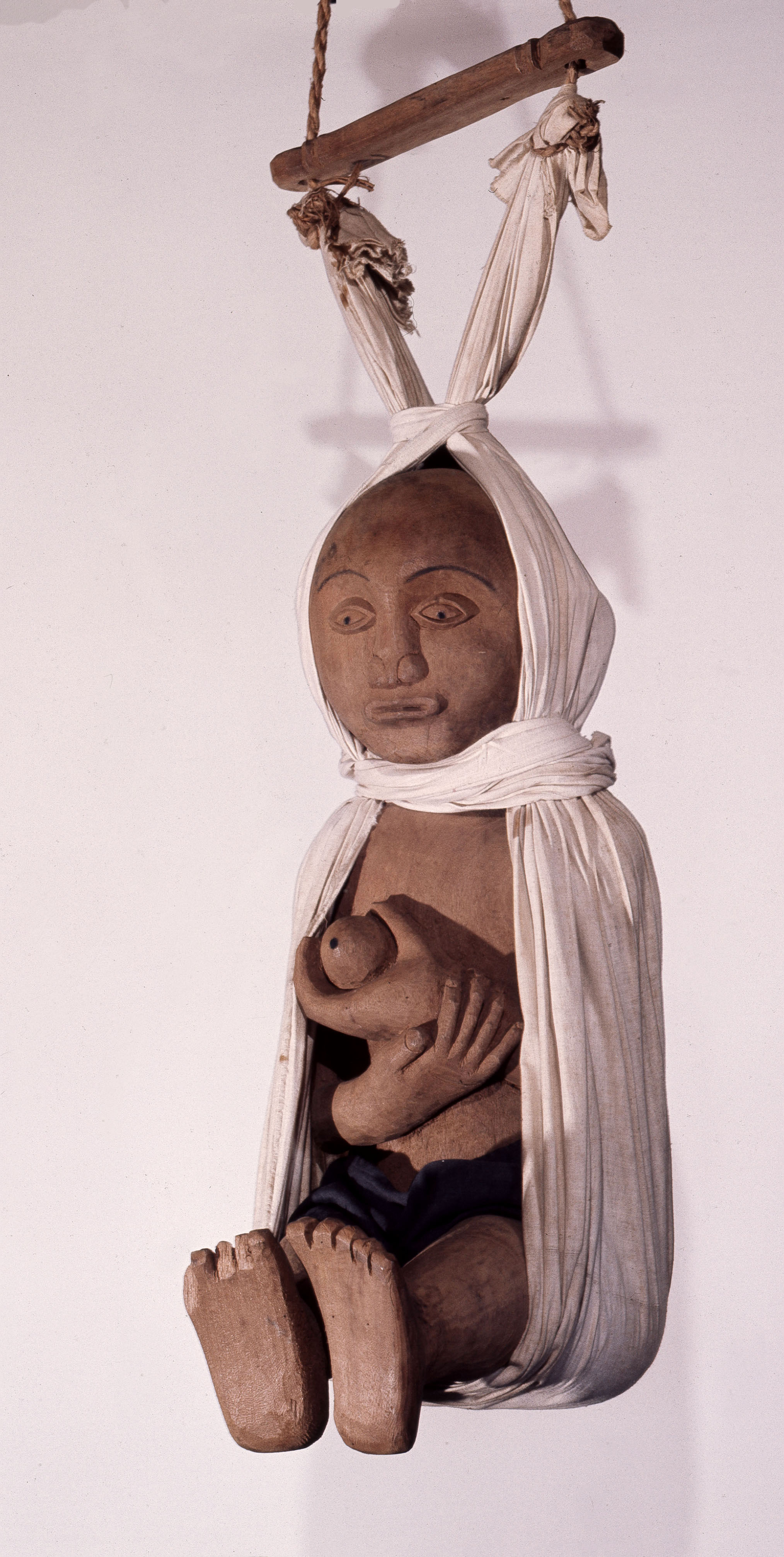 Batak Maternity Charm Figure | North Sumatra © Werner Forman Archive | Da Silva Collection, The Hague