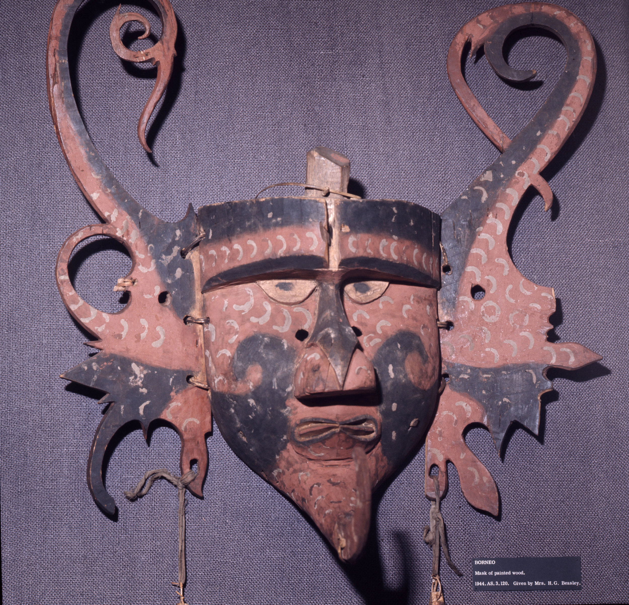 Hudoq Mask | Borneo © Werner Forman Archive | British Museum, London