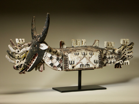 Naga Figure   Alor © Yale University Art Gallery   Connecticut, USA