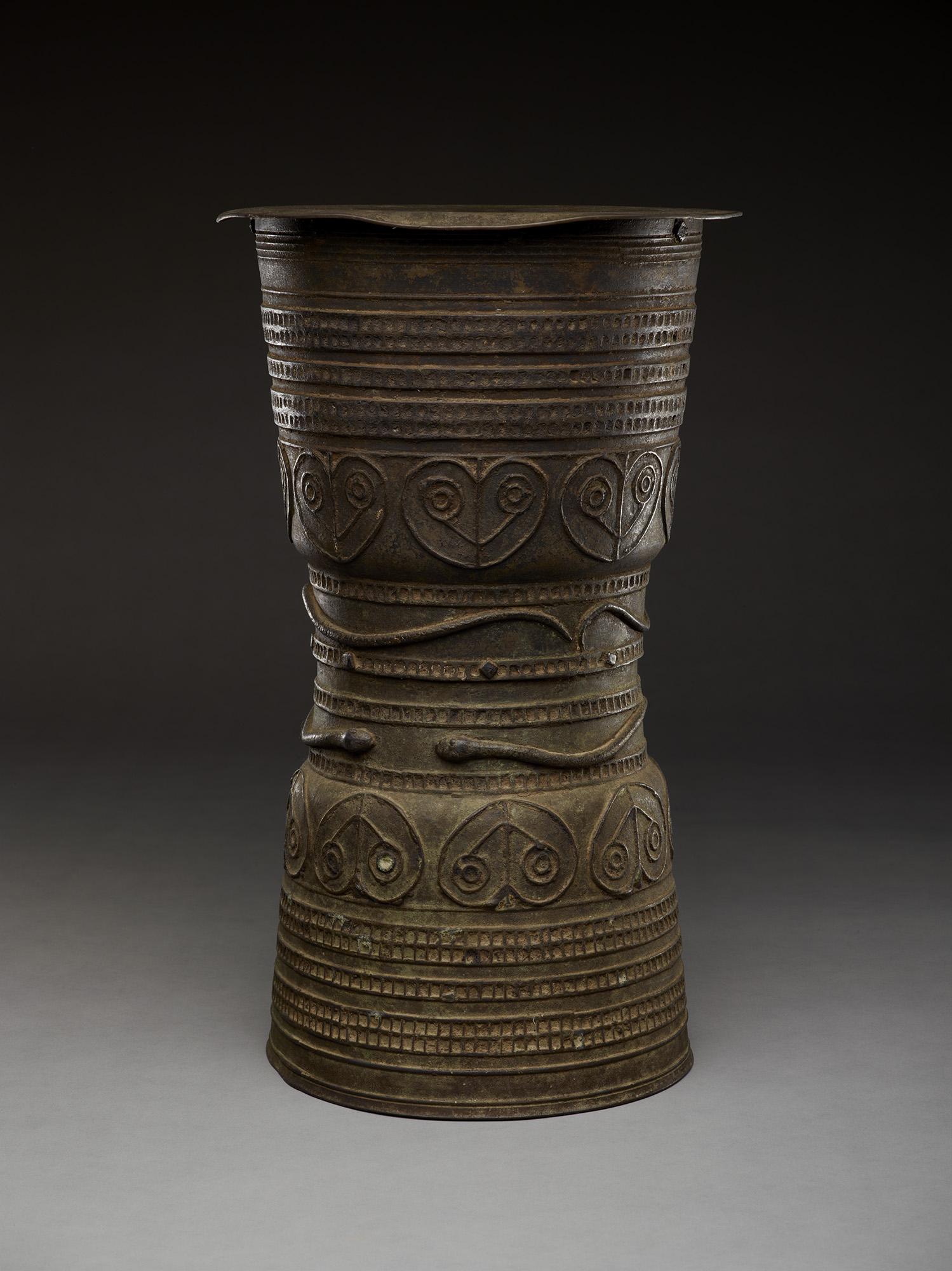 Moko Bronze Kettle Drum   Alor © Dallas Museum of Art   Texas, USA