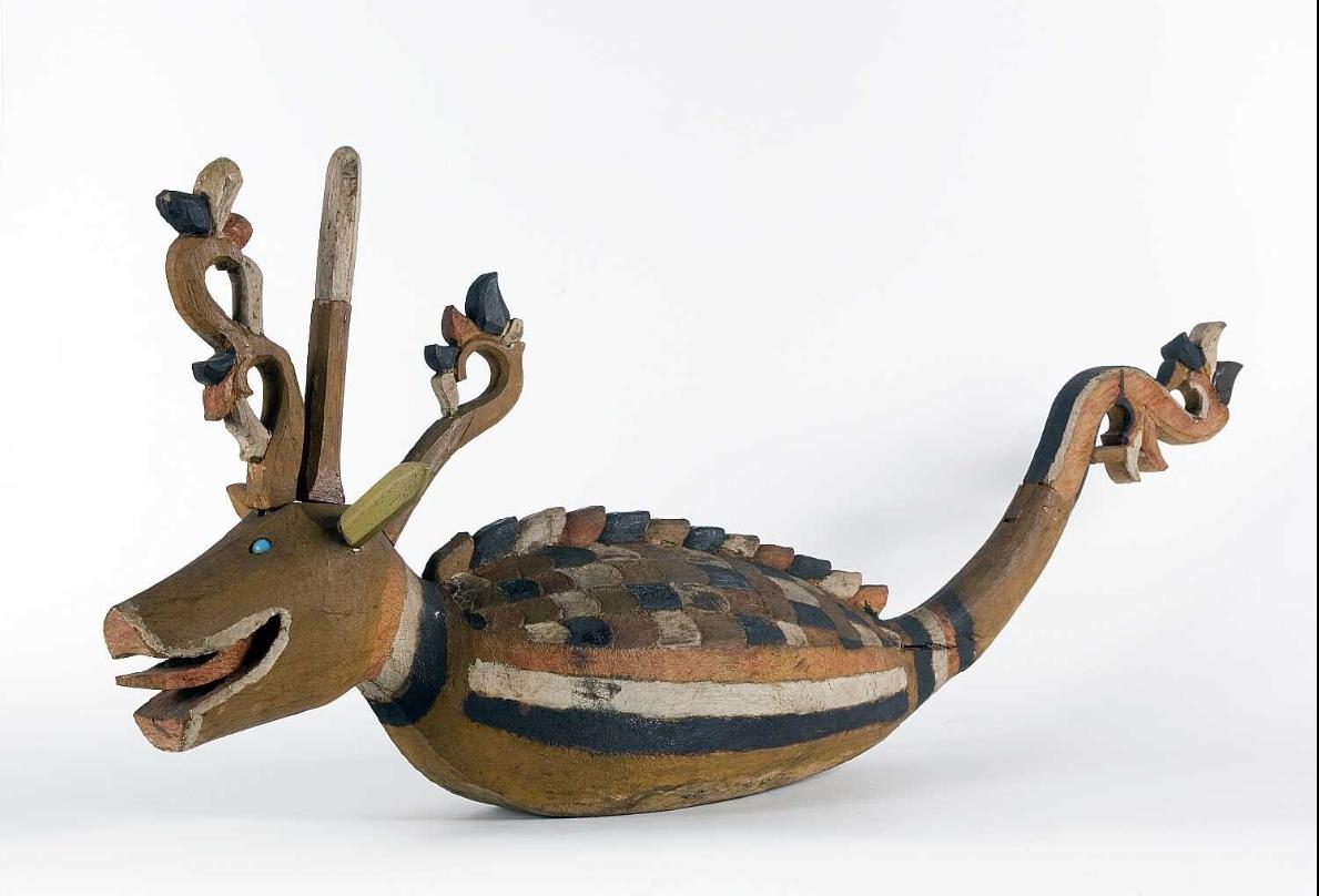 Naga Figure   Alor Regency © Nationaal Museum van Wereldculturen   The Netherlands