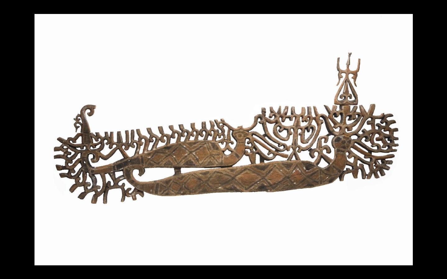 Naga Panel   Alor © Nationaal Museum van Wereldculturen   The Netherlands