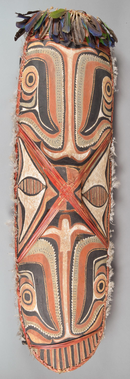 New Britain Shield | 1884 © KHM-Museumsverband