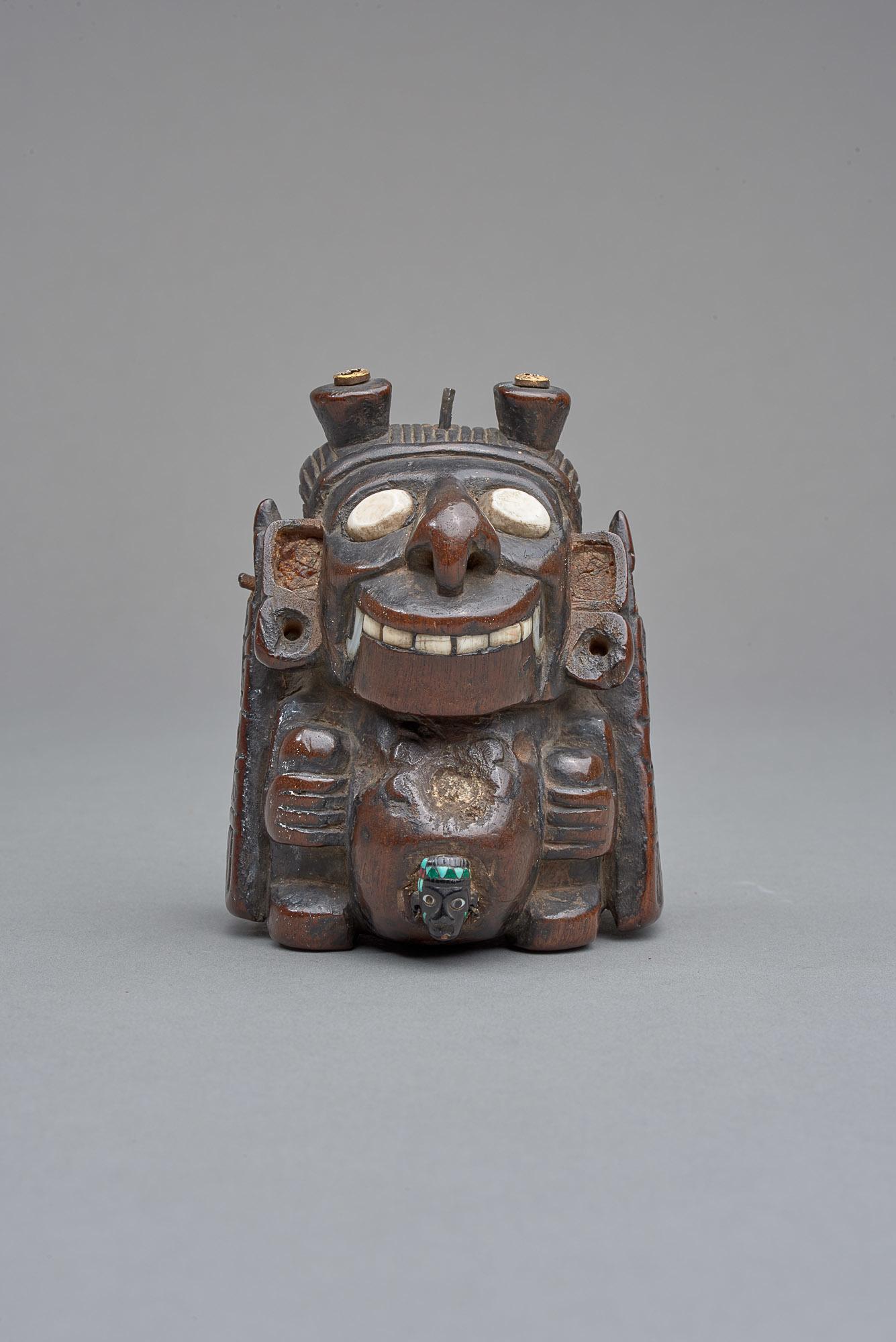 Mesoamerican Sacred Being |  Ñuhu  | Circa 1500 © KHM-Museumsverband