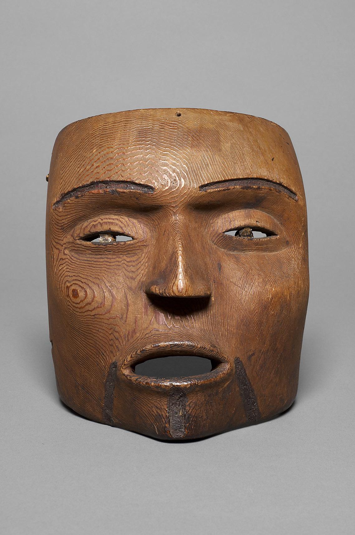 Nootka Mask | Before 1778 © KHM-Museumsverband