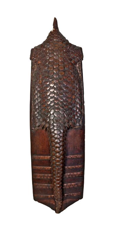 Warrior's Shield   Borneo © Nationaal Museum van Wereldculturen   The Netherlands