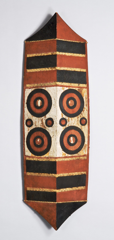 Warrior's Shield   Borneo © Yale University Art Gallery   Connecticut, USA
