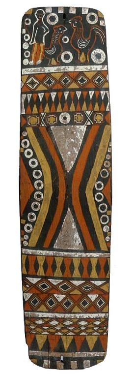 Ceremonial Funerary Shield © Nationaal Museum van Wereldculturen   The Netherlands