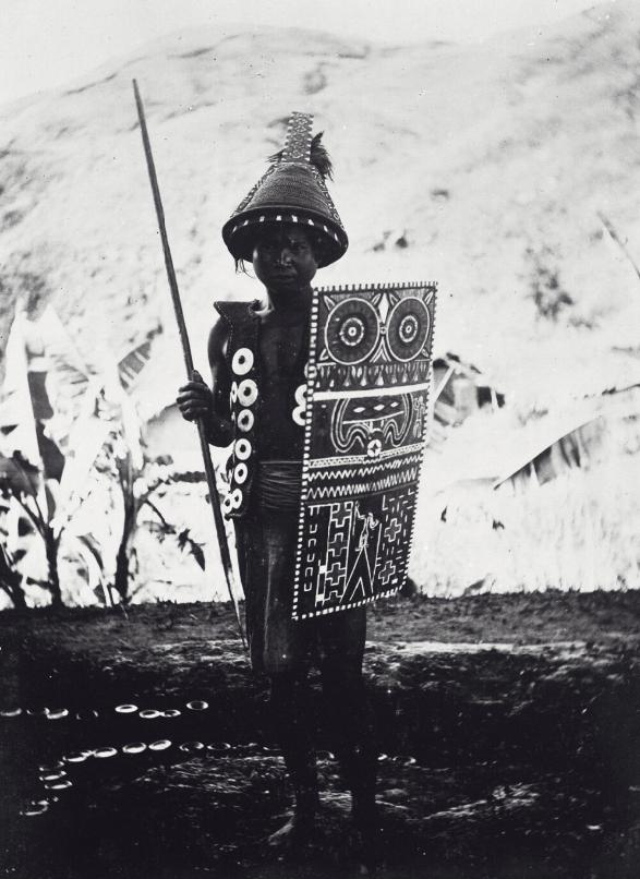 Toraja Warrior   Sulawesi   1910-1916  © Nationaal Museum van Wereldculturen   The Netherlands