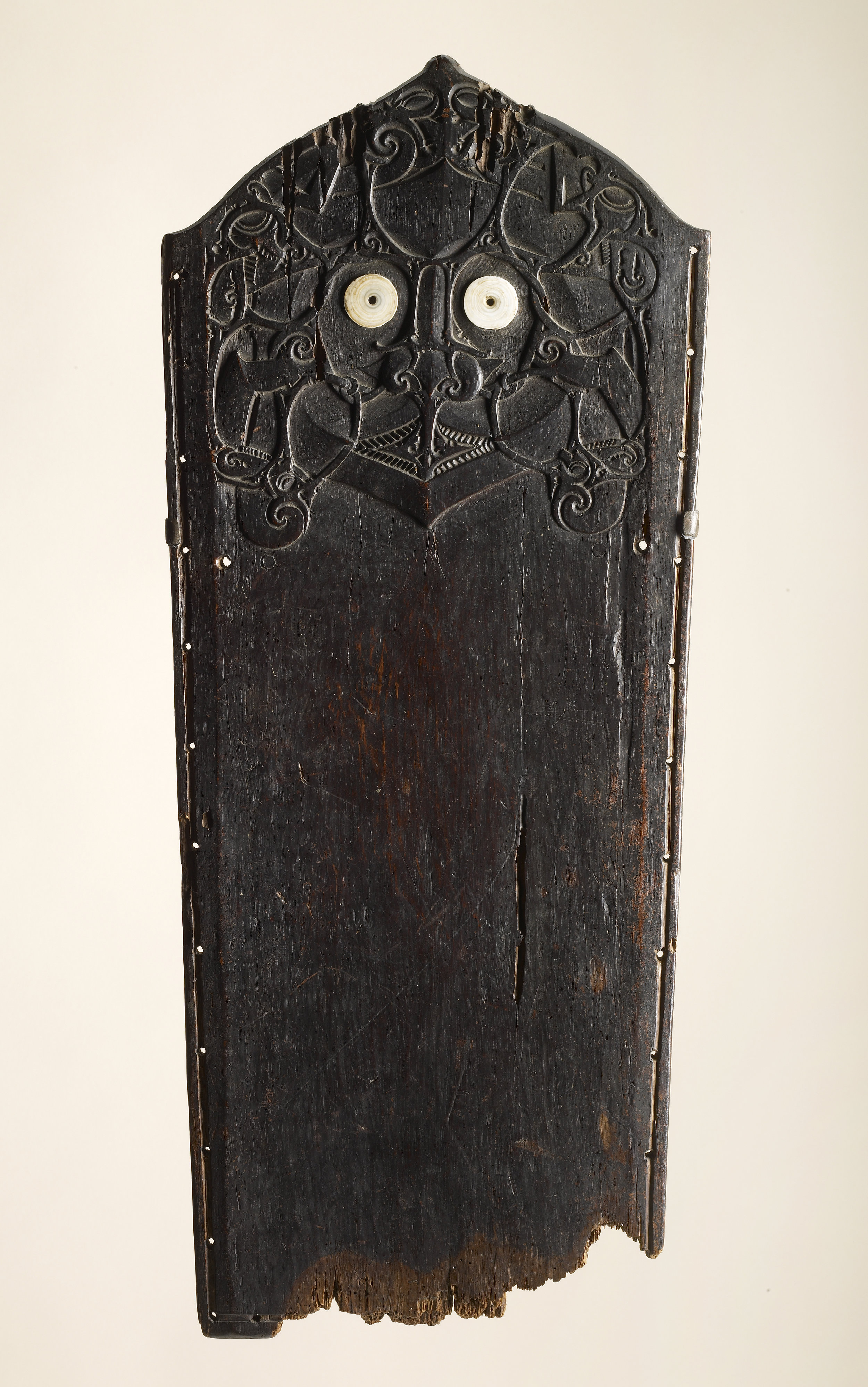 Women's Workboard | Borneo | 19th - 20th Century | Inv #: 2006.127.12 © de Young Museum FAMSF