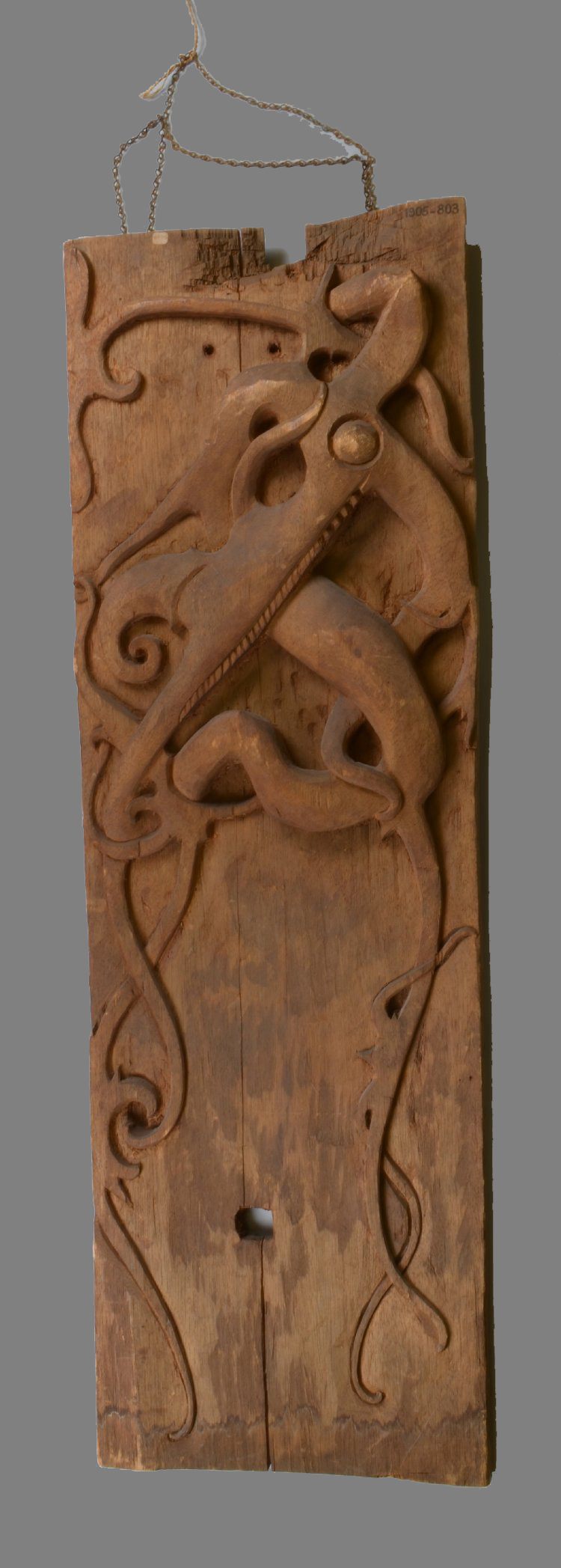 Carved House Panel © The British Museum | United Kingdom